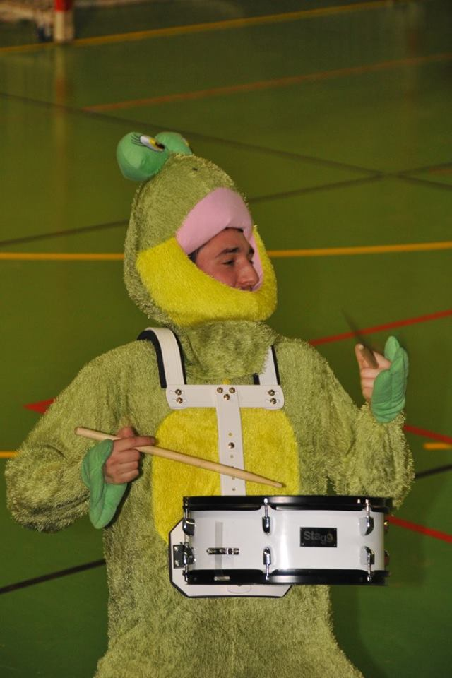 La grenouille 2